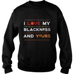 I love my blackness tshirt.