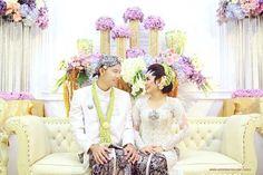 The D day of my Javanese Wedding Ceremony, my solemnization.