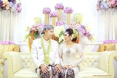 The D day of my Javanese Wedding Ceremony, my solemnization.