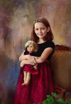 American Girl by Richard Ramsey
