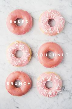have you ever had baked doughnuts? they are surprisingly so delicious and a healthier option to satisfy your doughnut cravings! ivan is sharing this beautiful recipe with us today in partnership with