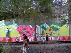 memphis murals - Google Search
