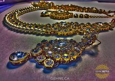 No automatic alt text available. Exclusive Collection, Necklace Designs, Necklace Set, Crown, Jewelry, Corona, Jewlery, Bijoux, Schmuck