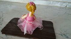 l'angolo di Daggry: ballerina in pasta di mais