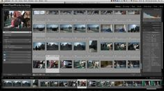 How to move a Lightroom Catalog to an external drive.
