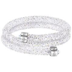 brazalete swarovski crystaldust double 5237754