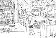 城市Sketchers:朱麗安娜日俄