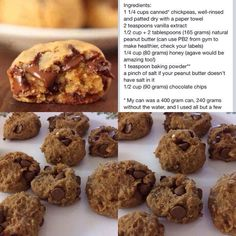 Healthy low cal cookies