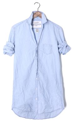 So beyond obsessed with this Frank & Eileen shirt dress!!! #MRSApproved #AlohaMRS