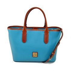 Dooney & Bourke Pebble Grain Brielle Top Handle Bag (This is an affiliate pin) Leather Handle, Soft Leather, Zip Wallet, Zip Around Wallet, Vera Bradley Tote, Nylon Bag, Wallets For Women, Dooney Bourke, Satchels