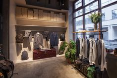 Fott store by Wowhaus, Moscow store design