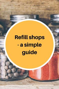 Unsure about how refill shops work? Your simple guide to using waste free shops