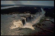 Garganta del Diablo, cataratas del Iguazu -Misiones