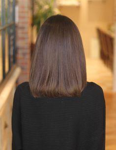 ミセス・大人女子のマイナス5歳ヘア(KE-533) | ヘアカタログ・髪型・ヘアスタイル|AFLOAT(アフロート)表参道・銀座・名古屋の美容室・美容院 Medium Hair Cuts, Long Hair Cuts, Medium Hair Styles, Curly Hair Tips, Curly Hair Styles, Hair Color For Black Hair, Short Bob Hairstyles, Gorgeous Hair, Hair Hacks