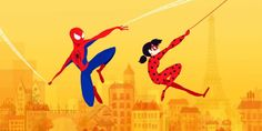 Red Swinging Kids by dodobirdsong on DeviantArt