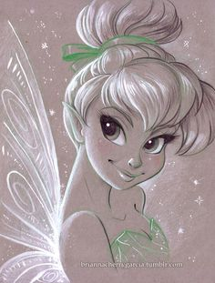 Tinkerbell by Brianna Cherry Garcia
