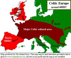 Celtic Ireland in the Iron Age: the Celts European History, British History, Ancient History, Ancient Aliens, American History, Greece Map, Celtic Nations, Celtic Culture, Celtic Art