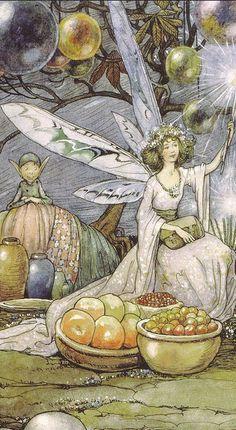 "Helen Jacobs (American, 1888–1970), ""The Fairy Market"""