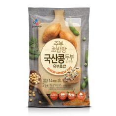 주부초밥왕 국산콩두부로 만든 유부초밥 164g
