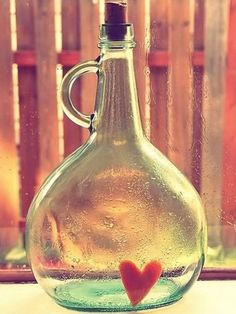 Bottled Heart