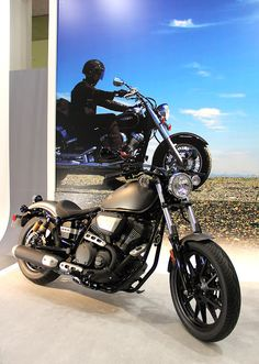 "2014 YAMAHA Star Motorcycle ""Bobber"" BOLT"