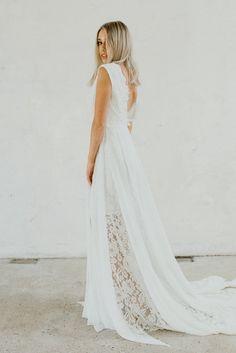 GODDESS BY NATURE // #wedding #dress #gown #designer #bridalgown #goddessbynature