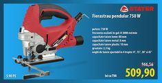 Fierastrau pendular 750 W S 90 PE STAYER