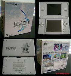 Nintendo DS Lite Final Fantasy XII Revenant Wings Sky Pirates edition