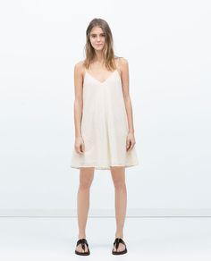 Image 1 of FULL DRESS from Zara