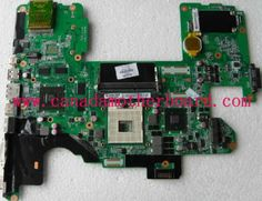 Replacement for HP 573758-001 Laptop Motherboard