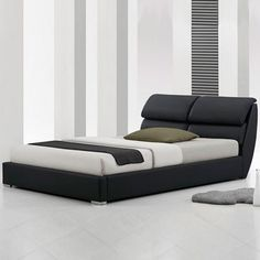 Libretto Modern Designer Leather Bed Luxury Beds Co Uk