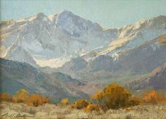bill anton paintings | Anton, Bill