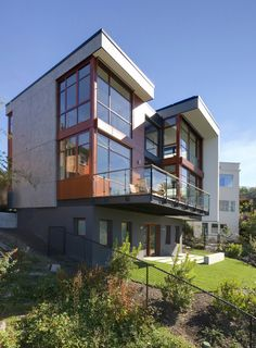 Faszinierende Moderne Haus Außenarchitektur