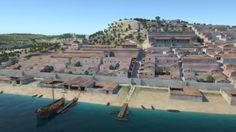 Vídeo mostra como era Lisboa no tempo dos romanos | História Hoje