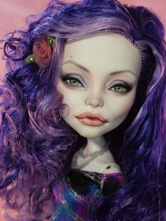 If Angelina Jolie Was a Monster High Doll! by *karen*kay*, via Flickr