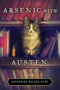 Arsenic with Austen: A Mystery (Crime with the Classics)Author: Katherine Bolger Hyde Description When Emily Cavanaugh inherits a fortune from her great aunt, she expects… Used Books, Books To Read, Mystery Novels, Cozy Mysteries, Classic Books, Hyde, Book 1, Crime, Literature