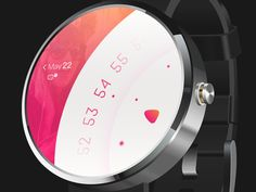 Animation--A Watch Theme by Creatife - Dribbble