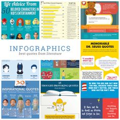 1295 Best Book Infographics Images On Pinterest Books Books To