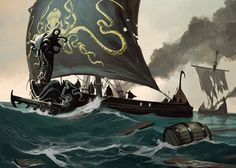 ironborn longship - Google Search