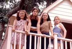 NOW AND THEN, Ashleigh Aston Moore, Gaby Hoffmann, Christina Ricci, Thora Birch, 1995, (c)New Line Cinema/courtesy Everett Collection