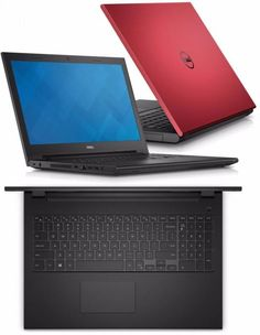 "DELL Inspiron 15.6"" 500GB Intel Dual-Core i3-4005U 4GB DDR3 HDMI i3542-5666RED #Dell"
