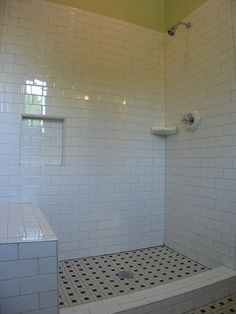 1000 Images About Craftsman Tile Showers On Pinterest