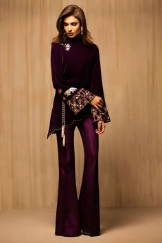 Picture of Velvet embellished top // perfect actually