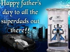 Happy Father's Day! Check out our Lights Out section ;) Get your SuperDad candle before they're gone for good! www.jewelryincandles.com/store/cyndigearhart/y/26894  #JICscents #BonusPrizeCandle #Save #LightsOut #HappyFathersDay