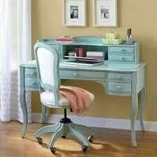 Shabby chic feminine office chair I think i found the desk chair i