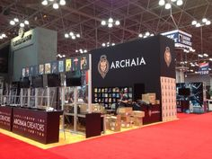 Booth #1520 at NYCC 2012!