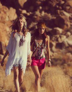 inspiration, hippie girls. #yorkdaleprom @Yorkdale Style
