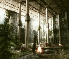 enderal   architectural