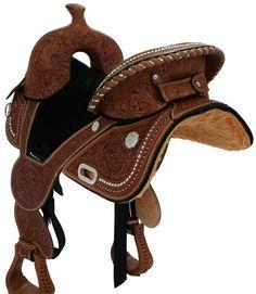 Bling saddle