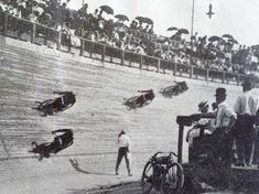 On the Board Track